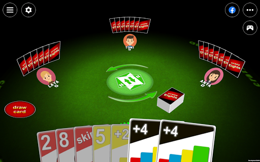 Crazy Eights 3D  screenshots 12