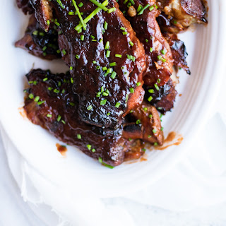 Pressure Cooker Country Ribs.