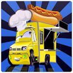 Food Truck Rush : Race For Delivery icon