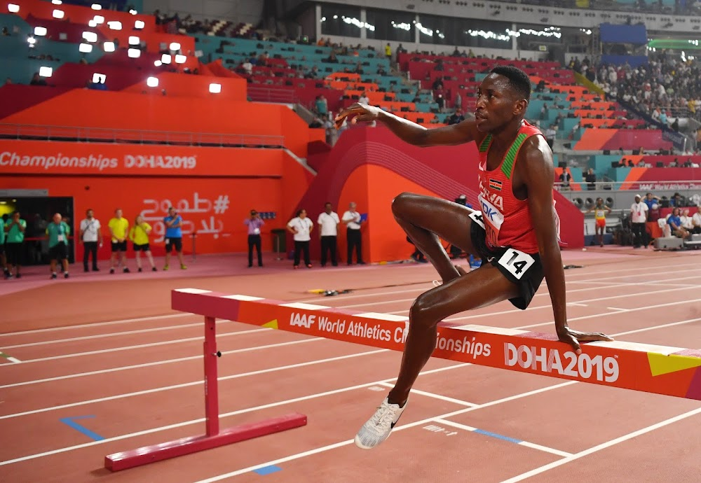 Kenya's Conseslus Kipruto tests positive for Covid-19, out of Monaco meet