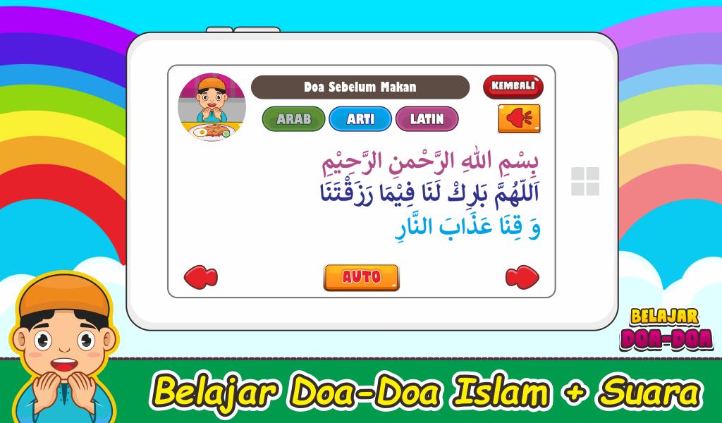 Aplikasi Belajar Online Untuk Tk