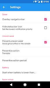 Pixel OFF Save Battery AMOLED 3.2 Mod APK Updated Android 3
