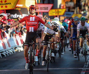 Throwback naar 2019: Matthews klopt Valverde in tweede rit terwijl De Gendt leiderstrui behoudt