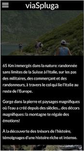 viaSpluga Francais - náhled