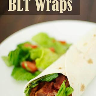 BLT Wraps.