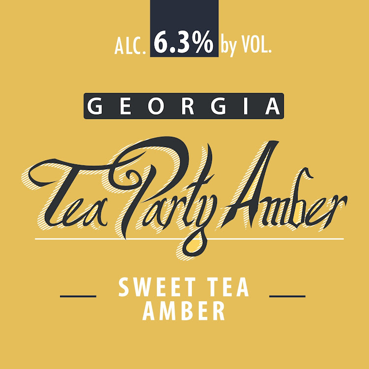 Logo of Georgia Tea Party Amber Ale