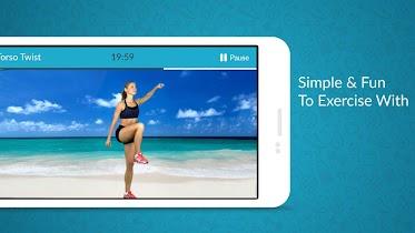 Women Workout: Home Gym Cardio - screenshot thumbnail 11