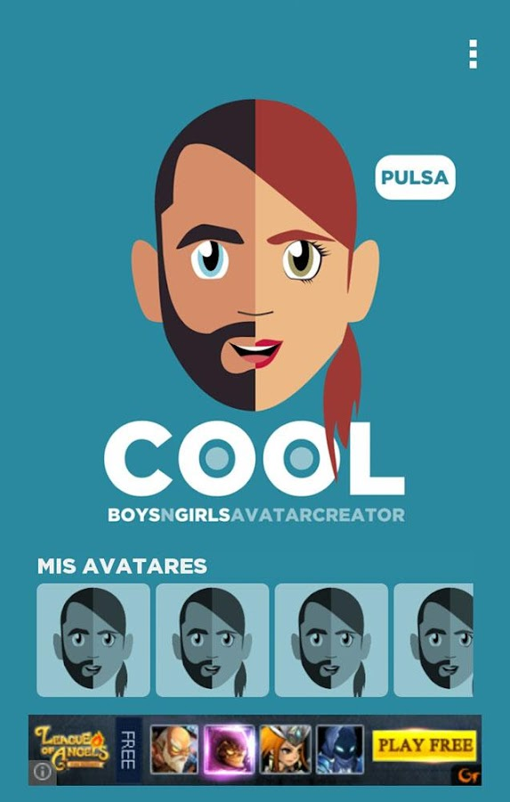 Character Design App Android : Cool avatar creator android apps on google play
