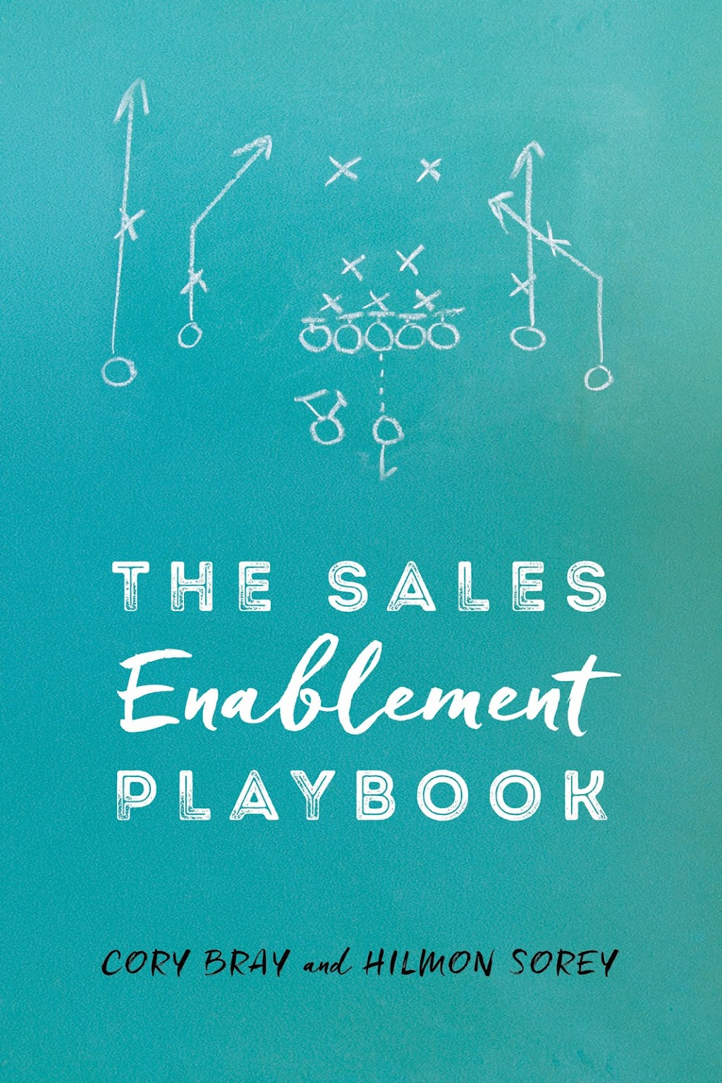 Sales Enablement Playbook Book Cover