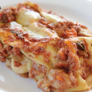 Pasta Free Lasagna Recipes