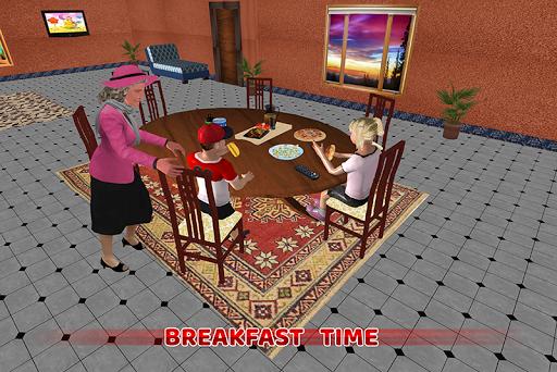 Virtual Grandma Family Fun  captures d'u00e9cran 2