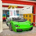 Car Wash Garage Service Workshop icon