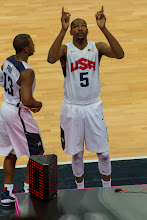 Photo: Kevin Durant and Chris Paul