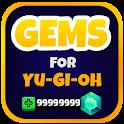 Gems For Yu-Gi-OH Duel Prank icon