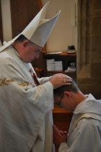 Photo: kněžské svěcení