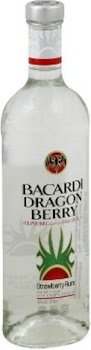 Bacardi Dragon Berry - 750ml