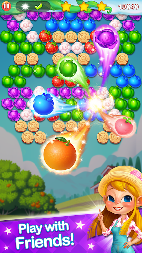 Bubble Farm - Fruit Garden Pop screenshots 19