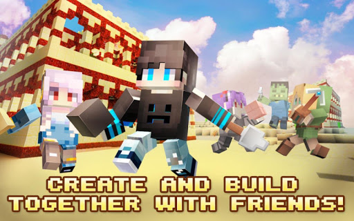 Miner Block Craft World for PC