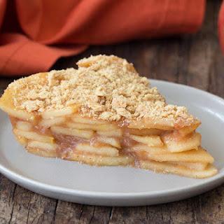 Upside-Down Apple Pie