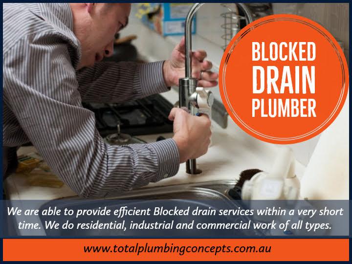 Blocked Drain Plumber