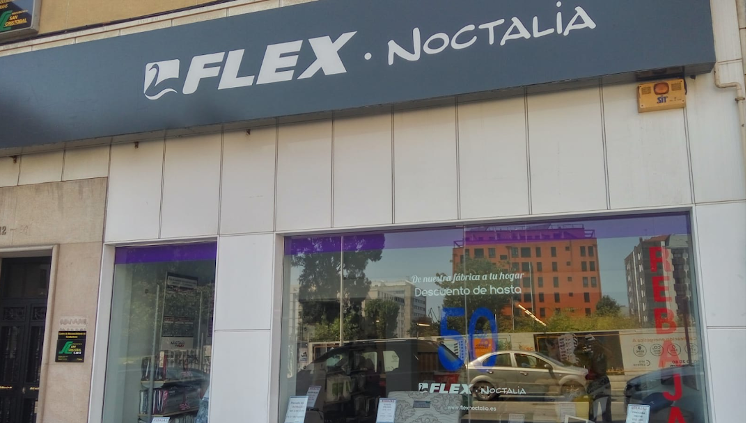 Edredon Nordico Noctalia Flex.Flex Noctalia La Coruna Colchoneria En La Coruna
