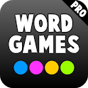 Word Games PRO - 92 in 1 icon