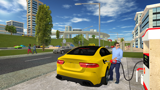 Taxi Game 2 2.1.0 screenshots 2