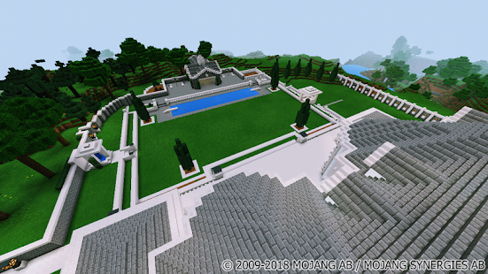 Download Royal Mansion Minecraft Map For PC Windows and Mac
