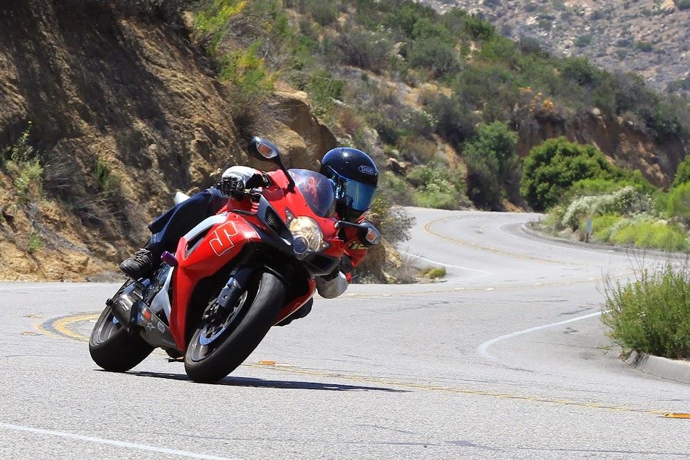 Получение прав на мотоцикл в США