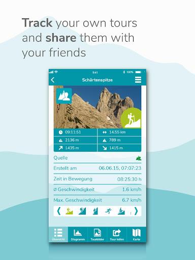 RealityMaps: 3D map with tours, GPS navigation 0.1.9.200812 screenshots 11