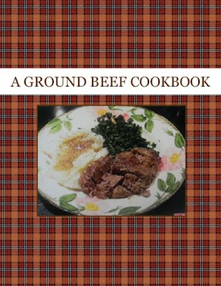 A GROUND BEEF COOKBOOK