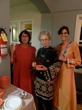 Photo: Community members in Deepavali mode.jpg