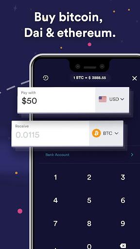 BRD Bitcoin Wallet. Cryptocurrency, Bitcoin Cash 4.4.3 Screenshots 4