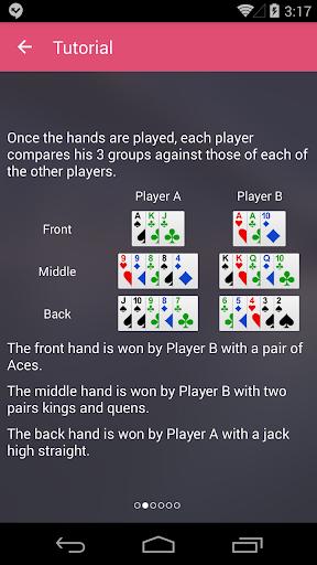 Chinese Poker painmod.com screenshots 3