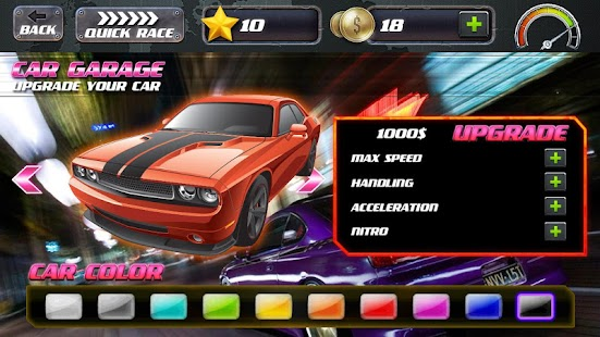 Vehicle Ride Racing – 3D Fast Car Driving- screenshot thumbnail