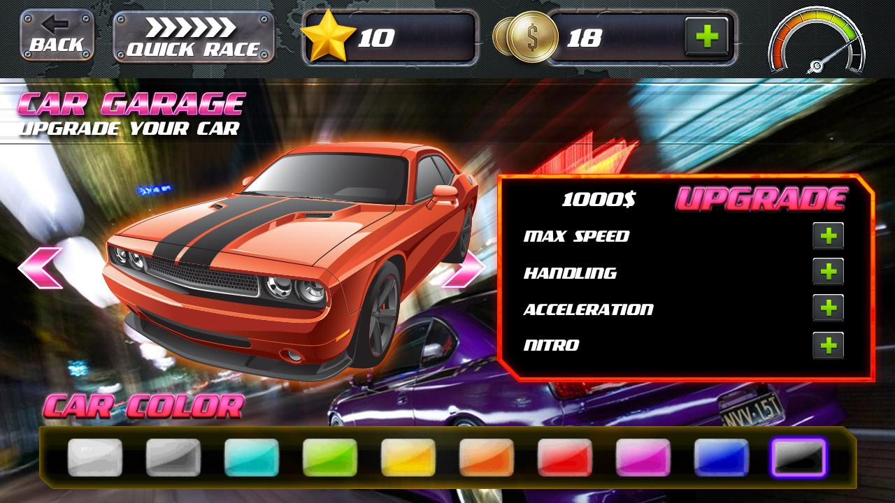 Vehicle Ride Racing – 3D Fast Car Driving- screenshot