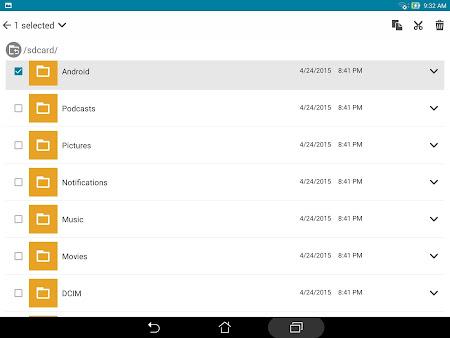 ASUS File Manager 2.0.0.16 screenshot 23022