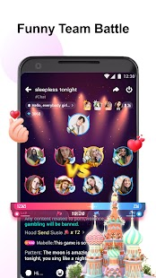 WAKA(YoHo) - Group Voice Chat with Real People Screenshot