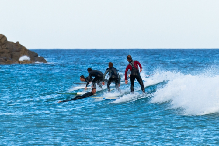Sulla cresta dell'onda ... di Moby Dick