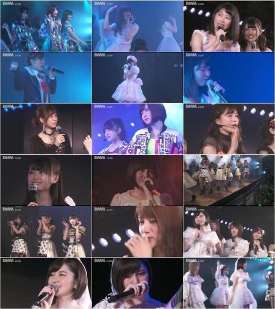(LIVE)(公演) AKB48 チームA 「M.T.に捧ぐ」公演 岩田華怜 卒業公演 150315