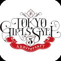 東京女子流オフィシャルアプリ icon
