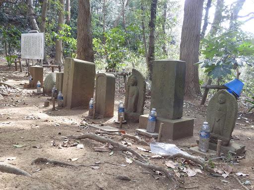 会津藩士の墓(西徳寺)
