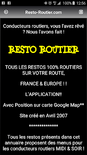 Resto-Routier- screenshot thumbnail