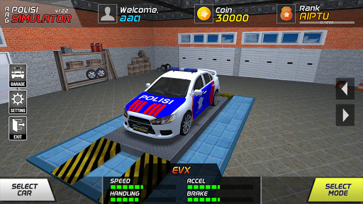 AAG Police Simulator 1.22 screenshots 1