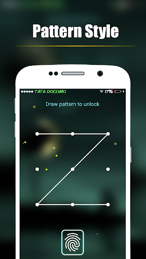 Fingerprint Lock Screen Prank 5.0 screenshots 4