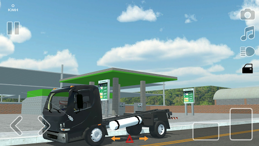 Truck Br Simulador (BETA) apkpoly screenshots 4