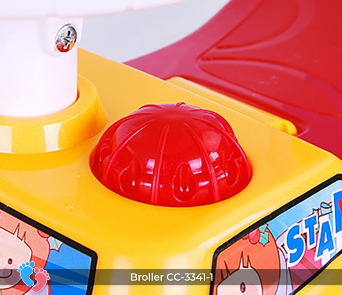 Xe chòi chân đồ chơi Broller CC-3341-1 6