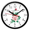 Skin Analog Clock-7 icon