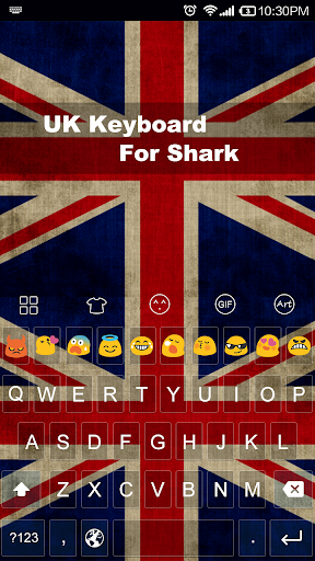 Emoji Keyboard-UK