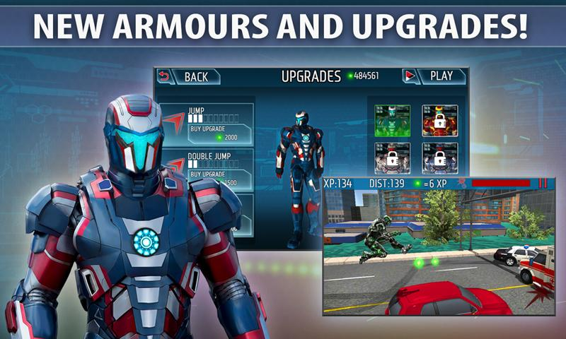 Image result for Iron Avenger - No Limits